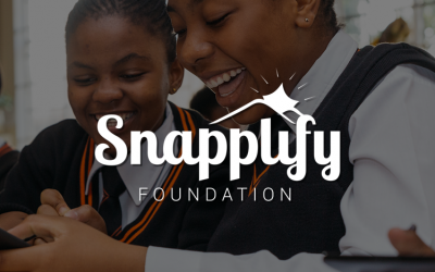 Snapplify Foundation, iSchoolAfrica and Saray Khumalo partner to make profound impact on education