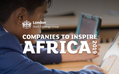 Snapplify named in LSEG 'Companies to Inspire Africa 2019' report